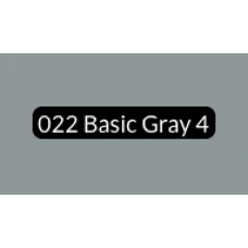 Spectra Ad Marker - 022 Basic Gray 4