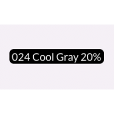 Spectra Ad Marker - 024 Cool Gray 20%