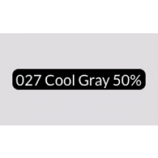 Spectra Ad Marker - 027 Cool Gray 50%