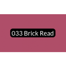 Spectra Ad Marker - 033 Brick Red