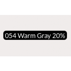 Spectra Ad Marker - 054 Warm Gray 20%