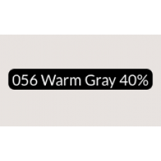 Spectra Ad Marker - 056 Warm Gray 40%