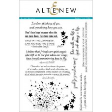 Altenew - Kind Words - Clear Stamps 6x8