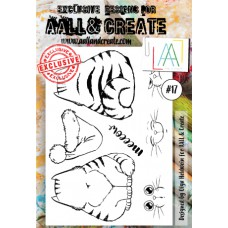 AALL and Create - A6 Stamps - Cat 17