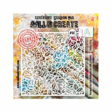AALL & Create - Schablone - Lushly Leafy