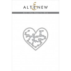 Altenew - All The Hearts - Stanzen