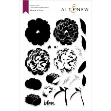 Altenew - Bloom & Bud  - Clear Stamp 6x8