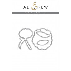 Altenew - Bloom & Bud - Stanzen
