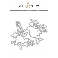 Altenew - Dainty Bouquet - Stanzen
