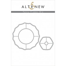 Altenew - Fancy Frames - Stanzen