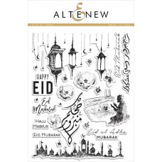 Altenew - Eid El Adha - Clear Stamps 6x8