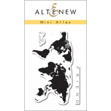 Altenew - Mini Atlas - Clear Stamps 2x3