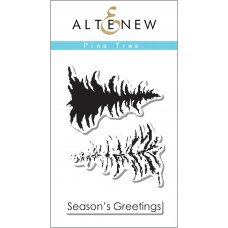 Altenew - Pine Tree - Clear Stamps 2x3