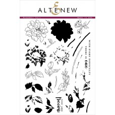 Altenew - Remember This - Clear Stamps 6x8