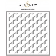 Altenew - Schablone - Heart Builder
