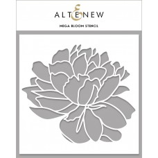 Altenew - Schablone - Mega Bloom