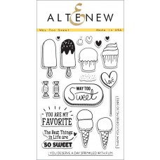 altenew way too sweet