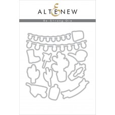 Altenew - Be Strong - Stanze