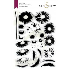 Altenew - Beloved Daisy - Clear Stamp 6x8
