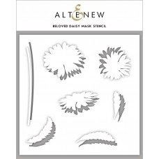 Altenew - Beloved Daisy - Masking Schablone