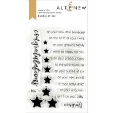 Altenew - Bundle Of Joy - Clear Stamps 4x6