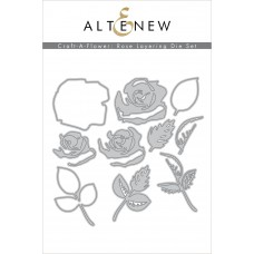 Altenew - Craft-A-Flower: Rose - Layering Stanze