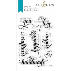 Altenew - Crafty Greetings