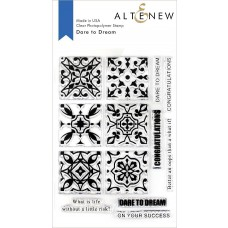 Altenew - Dare To Dream - Clear Stamps 4x6