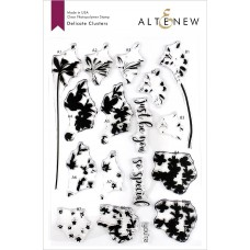 Altenew - Delicate Cluster - Clear Stamp 6x8