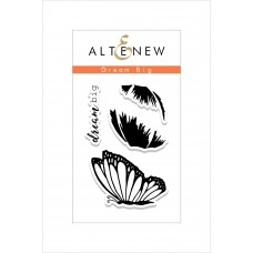 Altenew - Dream Big - Clear Stamps 2x3
