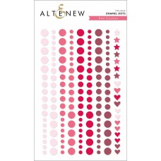 Altenew - Enamel Dots - Red Cosmos