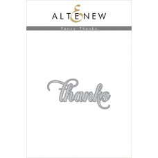 Altenew - Fancy Thanks - Stanze