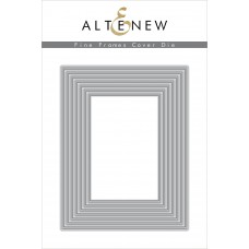 Altenew - Fine Frame Cover - Stanze