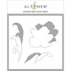 Altenew - Grateful Heart - Masking Schablone