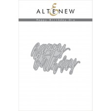 Altenew - Happy Birthday - Stanze