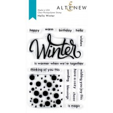 Altenew - Hello Winter