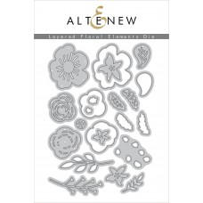 Altenew - Layered Floral Elements - Stanze