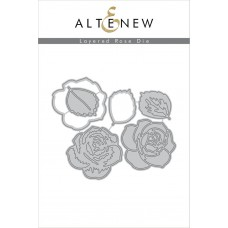 Altenew - Layered Rose - Stanze