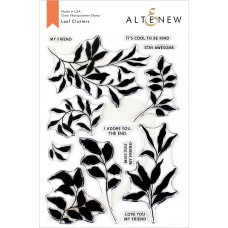 Altenew - Leaf Clusters - Clear Stamp 6x8