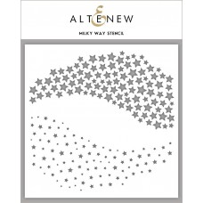 Altenew - Milky Way - Schablone