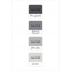 Altenew - Mini Ink Pad Rock Collection