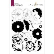 Altenew - Precious Blooms - Clear Stamps 6x8