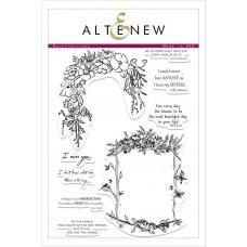 Altenew - Recollections - Clear Stamps 6x8