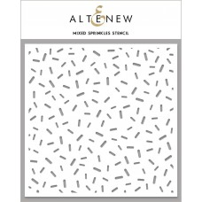 Altenew - Schablone - Mixed Sprinklers