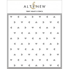 Altenew - Schablone - Teeny Hearts