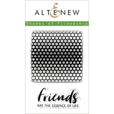 Altenew - Shades Of Friendship - Clear Stamps 2x3
