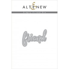 Altenew - Simply Friend - Stanze