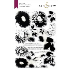 Altenew - Sunflower Daisy - Clear Stamp 6x8