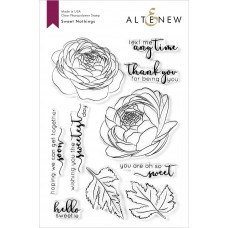 Altenew - Sweet Nothings - Clear Stamps 6x8