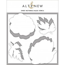 Altenew - Sweet Nothings - Masking Schablone